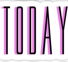 """Not today satan"" - Bianca Del Rio (Ru Paul's Drag Race) Sticker"