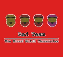 Red Team by Zambina