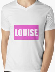 Louise Tyler Mens V-Neck T-Shirt