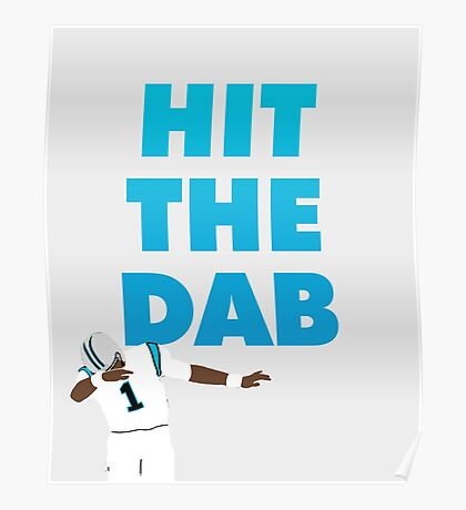 HIT THE DAB Poster
