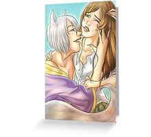 Kamisama Kiss - Spice it Up Greeting Card
