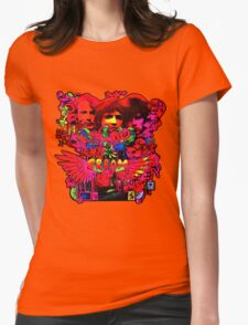 Sunshine of Your Life Womens Fitted T-Shirt
