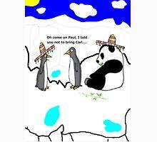 penguins and pandas Unisex T-Shirt