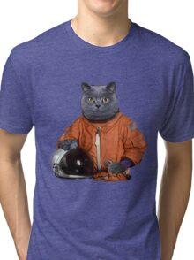 Astrocat Tri-blend T-Shirt