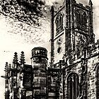 Lancaster Priory by newbeltane