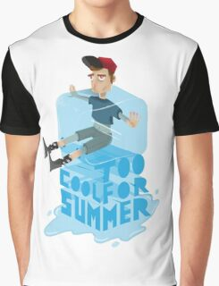 2 cool Graphic T-Shirt