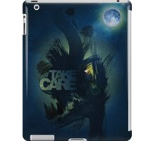 Take Care iPad Case/Skin