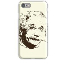 EINSTIEN. iPhone Case/Skin