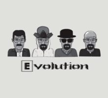 Heisenberg's Evolution - White by waqqas