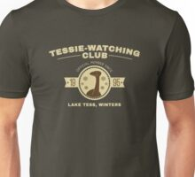 Tessie Watching Club Member Tee Unisex T-Shirt