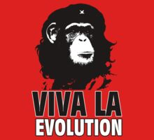 VIVA LA EVOLUTION One Piece - Short Sleeve
