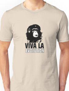 VIVA LA EVOLUTION Unisex T-Shirt