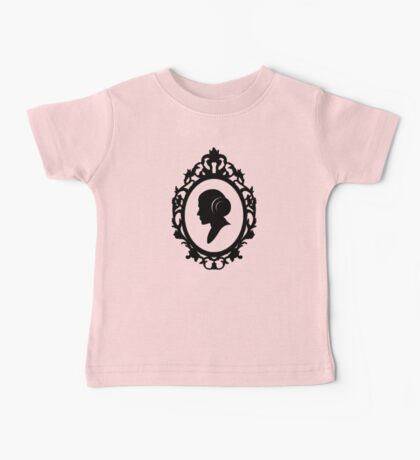 Portrait Of A Princess Baby Tee