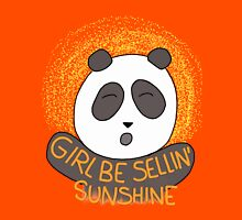 Girl be sellin' sunshine - Panda's song ( We Bare Bears ) Unisex T-Shirt
