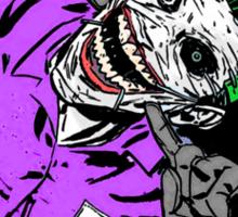 Joker the new 52 Sticker