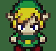 Link 8-bit by pardock