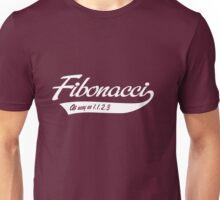 Fibonacci. As easy as 1, 1, 2, 3 Unisex T-Shirt