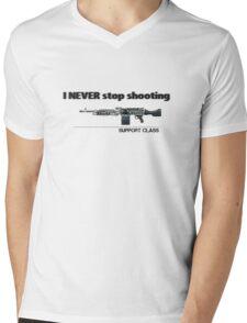 Battlefield 3 Support Kit Mens V-Neck T-Shirt