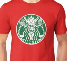 Krampus coffee Unisex T-Shirt