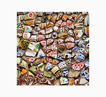 Pottery Bits in a Wall-Deruta, Italy Classic T-Shirt