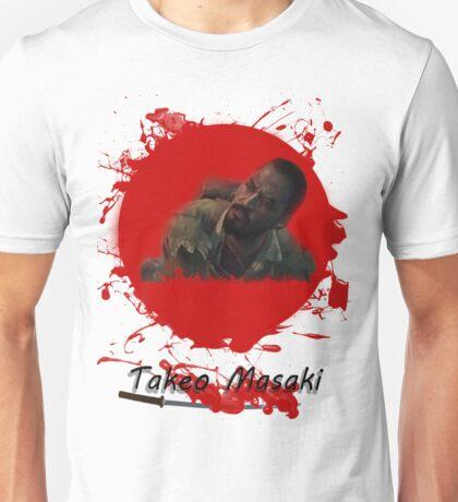 Takeo Masaki Unisex T-Shirt