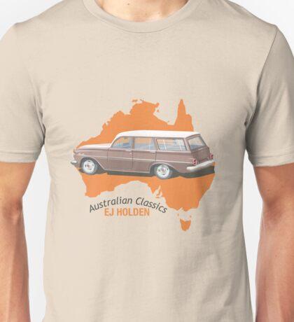 Holden EJ (Special) Station Sedan - Australian Classics Unisex T-Shirt