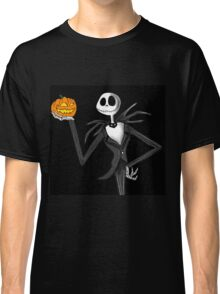 Jack Skellington and his pumpkin Classic T-Shirt