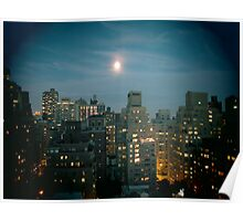 NYC view Poster