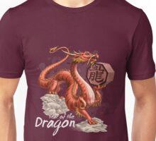 Chinese Zodiac - The Dragon Card Unisex T-Shirt