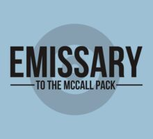 emissary to pack mccall Kids Clothes
