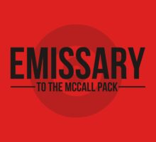 emissary to pack mccall One Piece - Long Sleeve