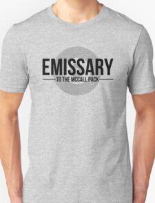 emissary to pack mccall Unisex T-Shirt