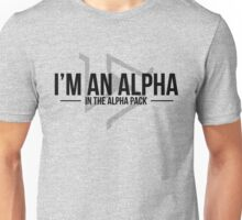 alpha in the alpha pack T-Shirt