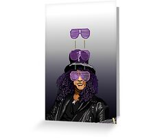 COOL DOWN - SLASH Greeting Card