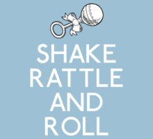 Shake Rattle And Roll Kids Clothes