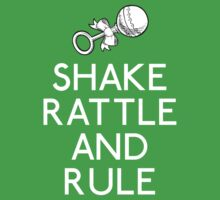 Shake Rattle And Rule Kids Clothes