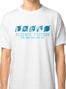 Sci Fi Icons Classic T-Shirt