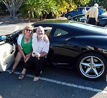Ferrari 360  by Doug Cliff