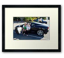 Ferrari 360  Framed Print