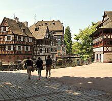 Strasbourg - Petite France by Mandy Gwan