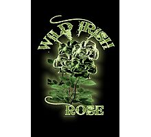 WILD IRISH ROSE 2.0 Photographic Print