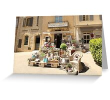 Village Wares Greeting Card
