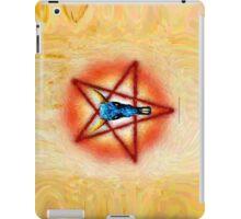 NATIVE PENTAGRAM - 018 iPad Case/Skin