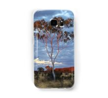 Sunset Batton Hill,North Simpson Desert Samsung Galaxy Case/Skin