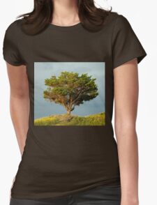 One Tree On A Hill Womens Fitted T-Shirt