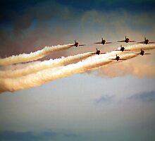 Arrows In Flight by naturelover
