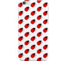 Ladybugs! iPhone Case/Skin
