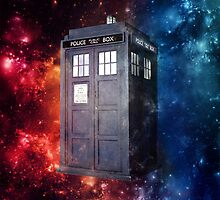 Tardis 001 by TheTreasure