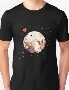 Vector Pluto Unisex T-Shirt