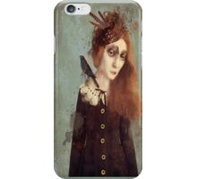 The Blackbird's Song iPhone Case/Skin